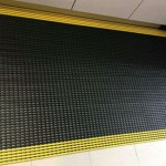 PVC Grid Safety Mat